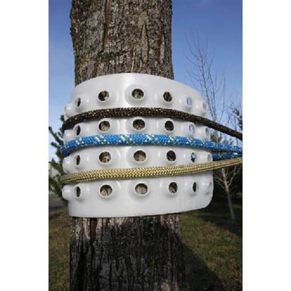 מגן חבל גמיש ורב שימושי למספר חבלים במקביל PMI