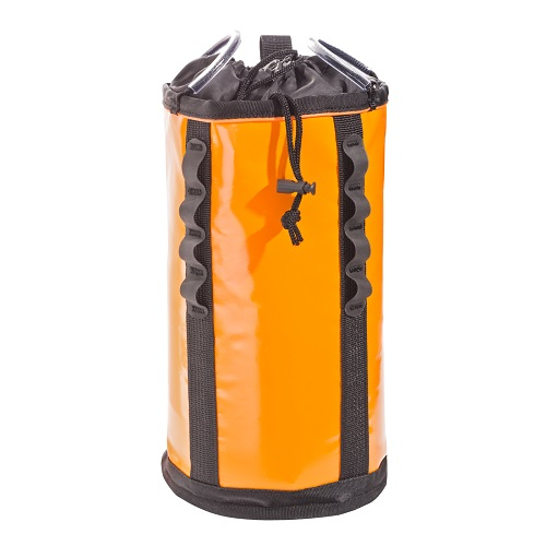 דלי ציוד 6 ליטר מ EQUIPMENT BAG PVC צבע כתום