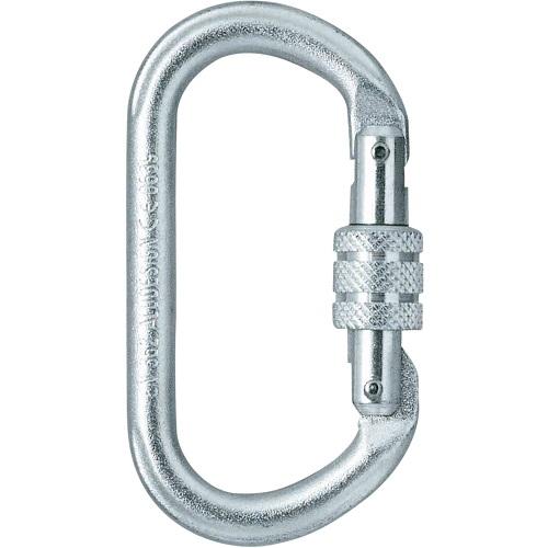 טבעת פלדה אובלית הברגה OVALSTEEL 25KN