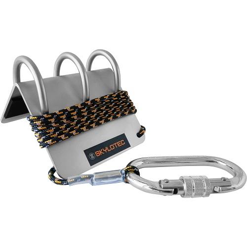 PERISROP 3 מגן חבל לפינות עם מיתר וטבעת לעיגון