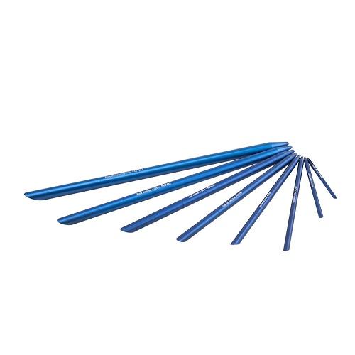 סט של 8 משחצים לשזירת חבלים באורכים שונים