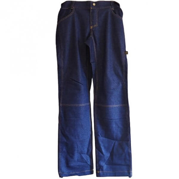 מכנסי טיפוס ג'ינס CLIMBD- אבן גיר