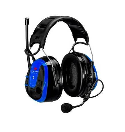 אוזניות תקשורת נגד רעש WS ALERT XPI 3M
